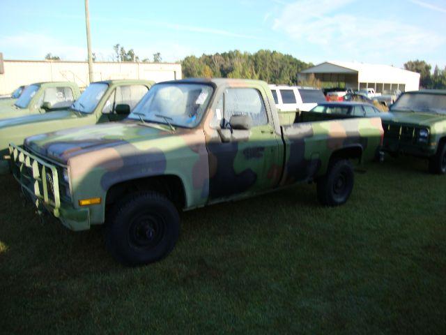 AutoBoing - Sibbett Auto Sales LLC (1986 Chevrolet D30 Military)
