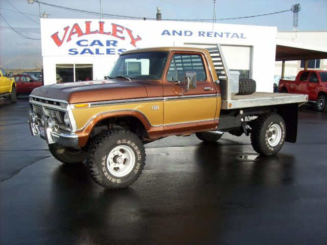 Valley Car Sales >> Autoboing Valley Car Sales Inc 1974 Ford F250 Flatbed