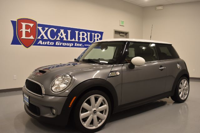 2009 MINI COOPER S 57k miles Options ABS Brakes Air Conditioning Alloy Whee