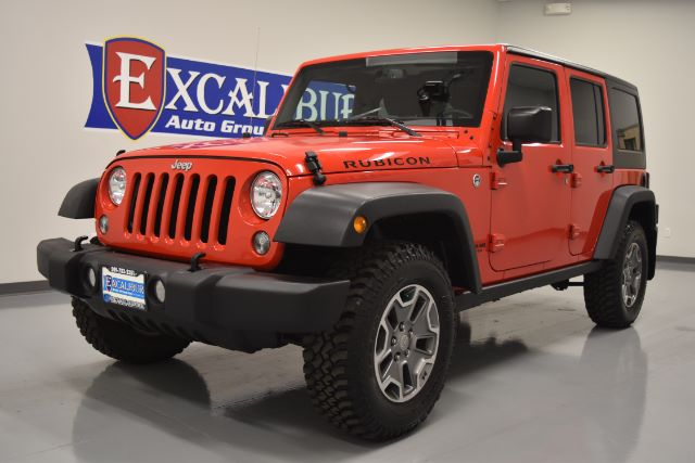2015 JEEP WRANGLER UNLIMITED RUBICON 4WD 25k miles Options 4WDAWD ABS Brakes Air Conditioning