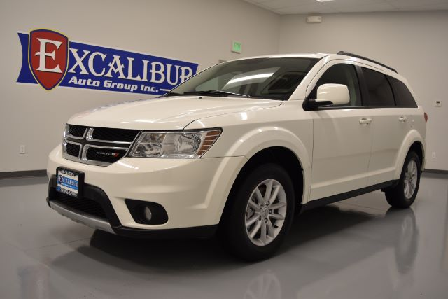 2016 DODGE JOURNEY SXT AWD 20k miles Options 4WDAWD ABS Brakes Air Conditioning Alloy Wheels