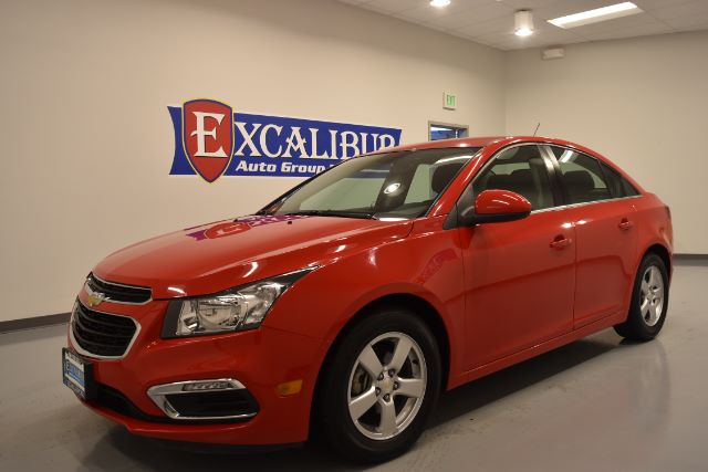 2015 CHEVROLET CRUZE 1LT AUTO 34k miles Options ABS Brakes Air Conditioning