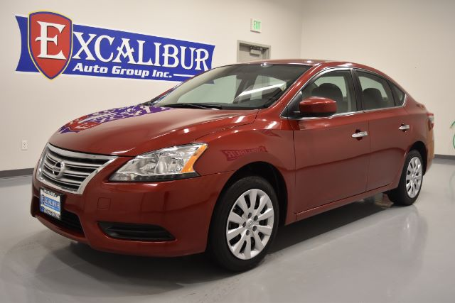 2015 NISSAN SENTRA SV 41k miles Options ABS Brakes Air Conditioning AMFM R