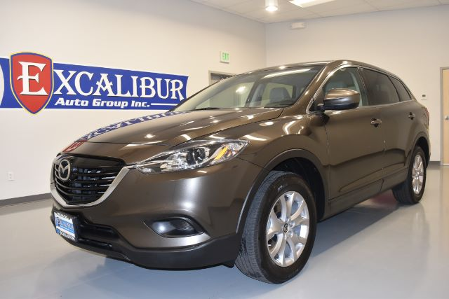2015 MAZDA CX-9 TOURING 43k miles Options ABS Brakes Air Conditioning Alloy