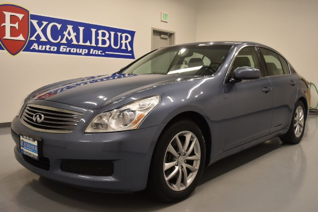 2007 INFINITI G35 BASE 91k miles Options ABS Brakes Air Conditioning Alloy