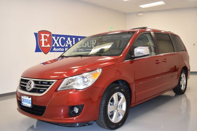 2009 VOLKSWAGEN ROUTAN SEL PREMIUM 102k miles Options ABS Brakes Adjustable Foot Pedals Air Con