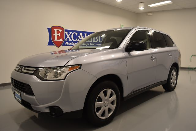 2014 MITSUBISHI OUTLANDER ES 83k miles Options ABS Brakes Air Conditioning Automatic Headlights