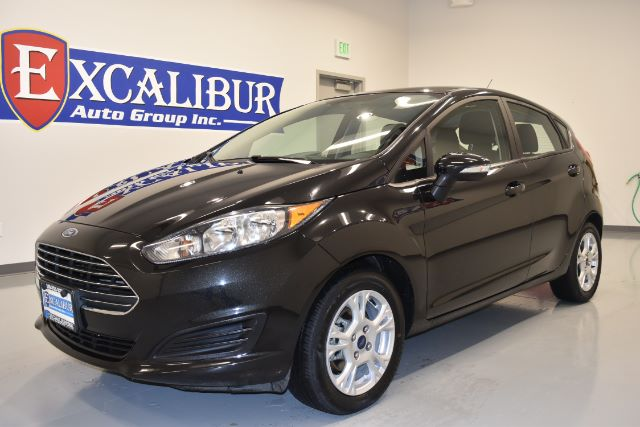 2015 FORD FIESTA SE HATCHBACK 36k miles Options ABS Brakes Air Conditioning Alloy Wheels Autom