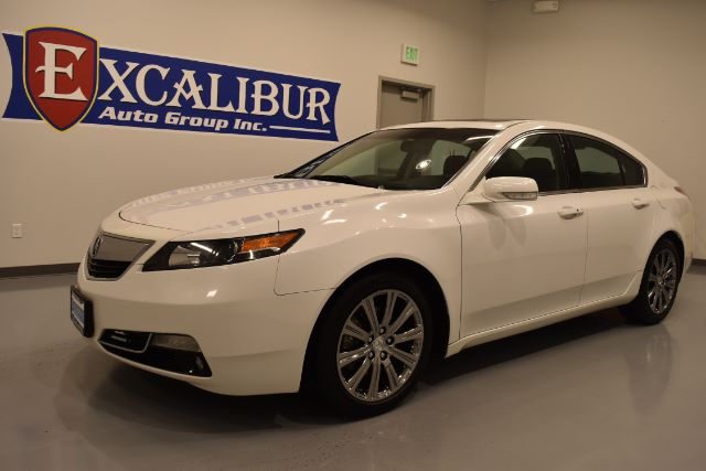 2014 ACURA TL SPECIAL EDITION 6-SPEED AT 25k miles Options ABS Brakes Air Co