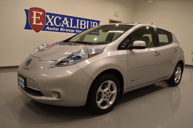 2012 NISSAN LEAF SV 37k miles Options ABS Brakes Air Conditioning Alloy Whe