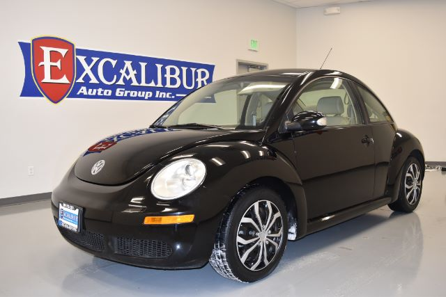 2010 VOLKSWAGEN NEW BEETLE 25L 49k miles Options ABS Brakes Air Conditioning Alloy Wheels AM