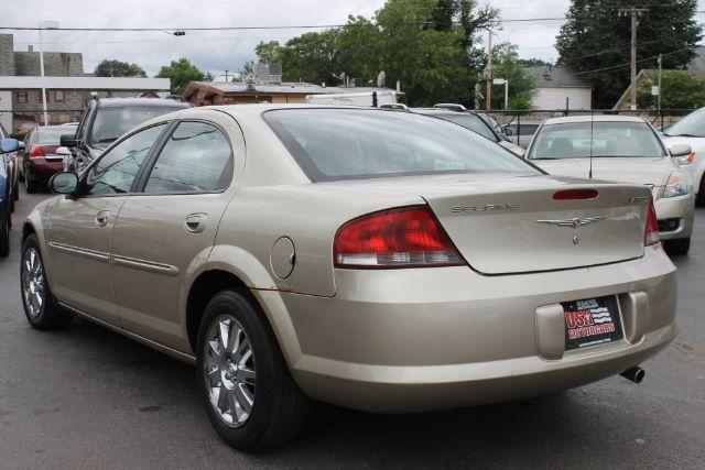 2005 Chrysler Sebring Limited Sedan