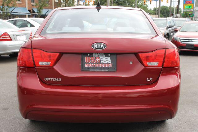 2009 Kia Optima LX