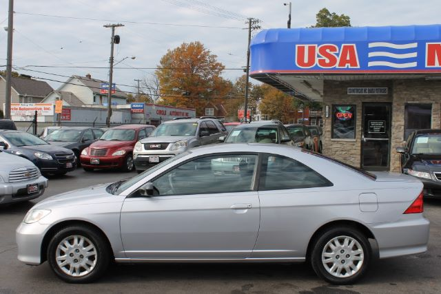 2005 Honda Civic LX SE Coupe AT