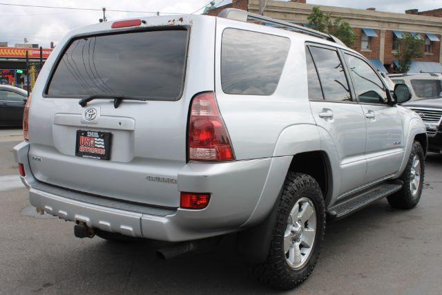 2003 Toyota 4Runner SR5 4WD