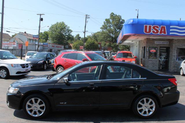 2008 Lincoln MKZ AWD