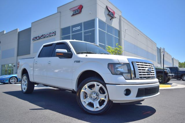 2011 ford f 150 lariat limited supercrew 5 5 ft bed 4wd ebay. Black Bedroom Furniture Sets. Home Design Ideas