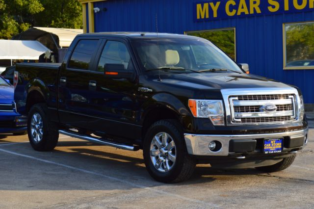 2013 FORD F-150 XLT SUPERCREW 55-FT BED 4WD 114k miles 2013 Ford F-150 XLT SuperCrew 55-ft Bed