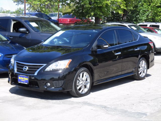 2015 NISSAN SENTRA SR 8k miles 2015 Nissan Sentra SR Options ABS Brakes Air Conditioning Alloy