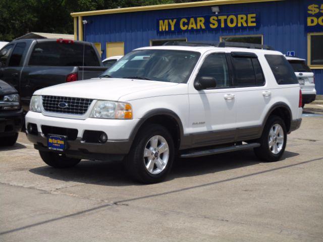 2005 FORD EXPLORER XLT 46L 4WD 145k miles 2005 Ford Explorer XLT 46L 4WD Options 4WDAWD ABS B