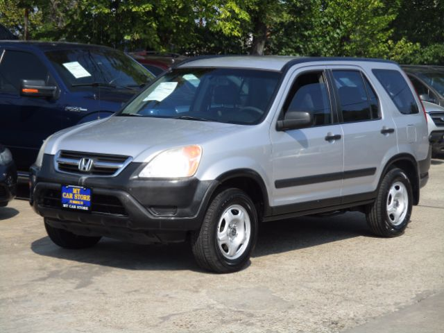 2002 HONDA CR-V LX 2WD 166k miles 2002 Honda CR-V LX 2WD Options Air Conditioning AMFM Radio C