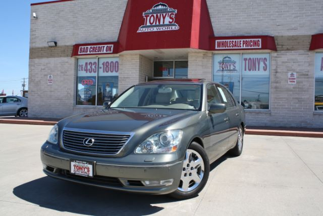 2004-Lexus-LS 430-Sedan-Parma-Ohio