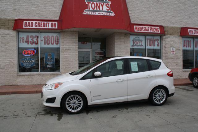 2013-Ford-C-Max Hybrid-SE-Parma-Ohio