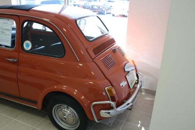 1972 Fiat 500 scappottabile in Cleveland