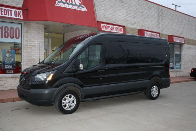 2015 Ford Transit 250 Van Med. Roof w/Sliding Pass. 148-in. WB in Cleveland