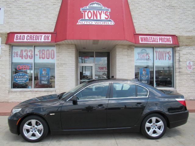 2008 BMW 5-Series 535xi in Cleveland