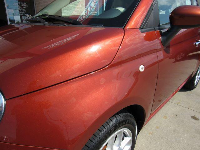 2013 Fiat 500 Pop Hatchback in Cleveland