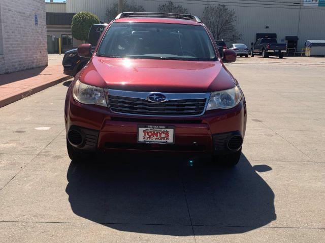 2010 Subaru Forester 2.5X Premium