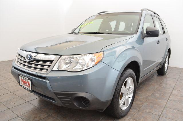 2012-Subaru-Forester-2.5X-Parma-Ohio