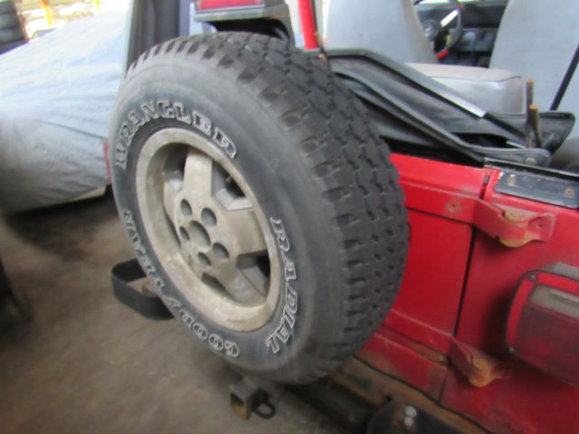 1994 Jeep Wrangler S in Cleveland