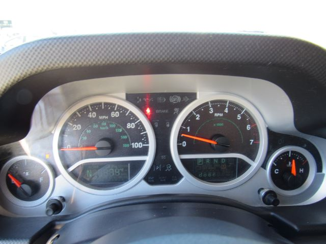 2010 Jeep Wrangler Unlimited Sahara 4WD in Cleveland