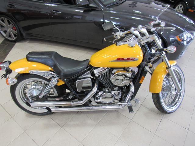 2002 Honda VT750DC -