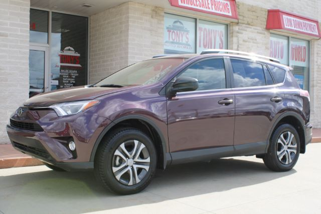 2017 Toyota RAV4 LE FWD in Cleveland