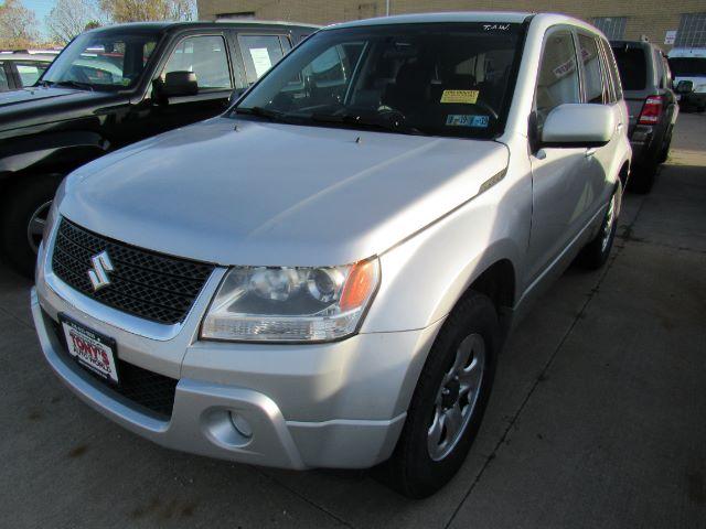 2010 Suzuki Grand Vitara Premium 4WD