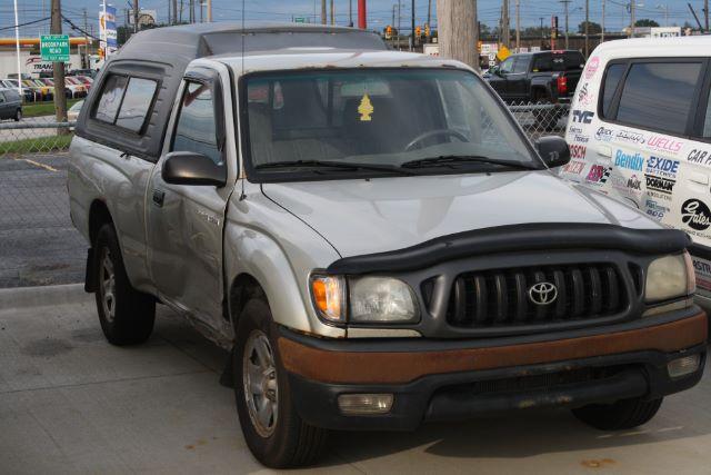 2001 Toyota Tacoma Regular Cab 2WD