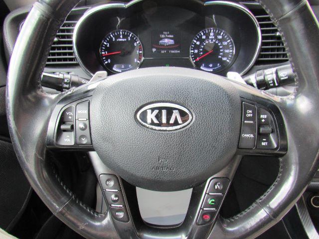 2012 Kia Optima SX in Cleveland