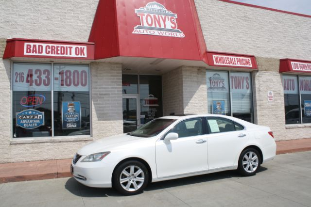 2008-Lexus-ES 350-Sedan-Parma-Ohio