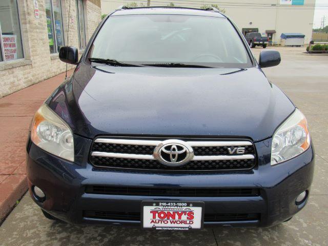 2007 Toyota RAV4 Limited V6 2WD