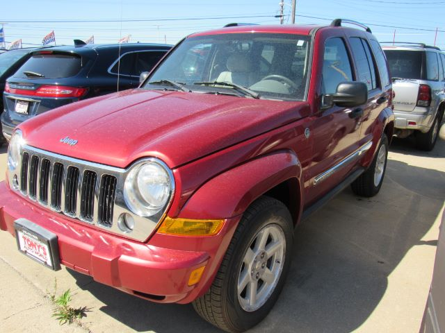 2007 Jeep Liberty Limited 4WD in Cleveland