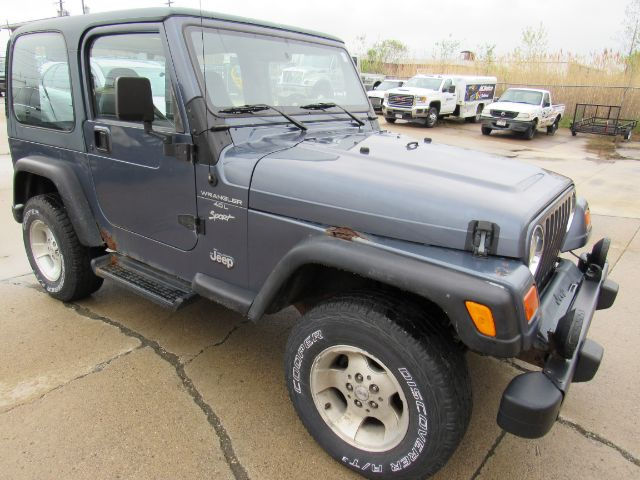 2001 Jeep Wrangler Sport in Cleveland