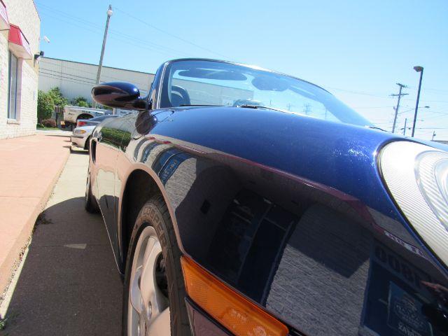 2001 Porsche Boxster Base in Cleveland