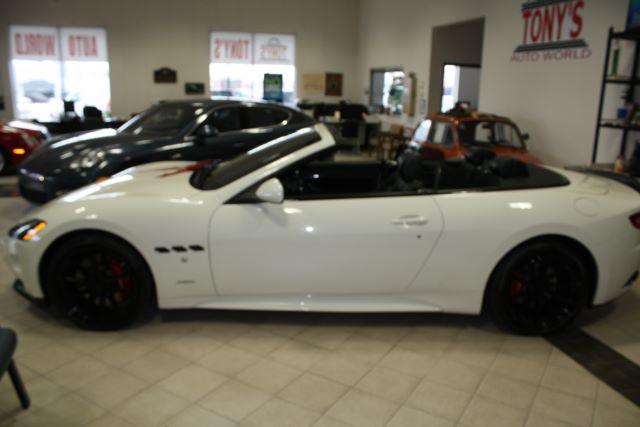 2012 Maserati GranTurismo Sport Convertible in Cleveland