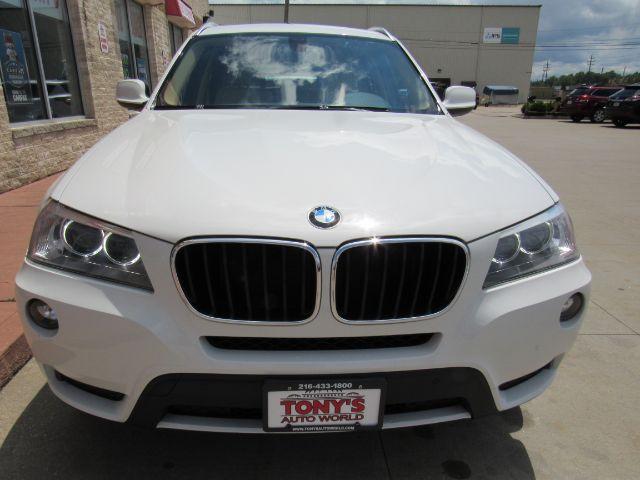 2013 BMW X3 xDrive28i in Cleveland