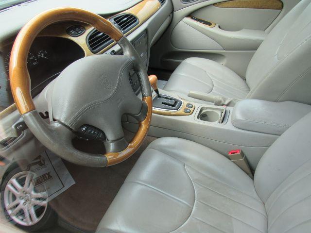 2001 Jaguar S-Type 4.0 in Cleveland