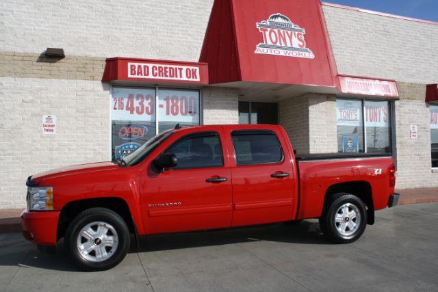 2010-Chevrolet-Silverado 1500-LT1 Crew Cab 4WD-Parma-Ohio
