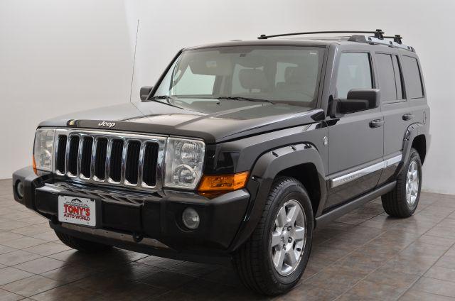 2006-Jeep-Commander-Limited 4WD-Parma-Ohio